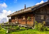 Wanderreise Starnberger See und Garmisch, Alm