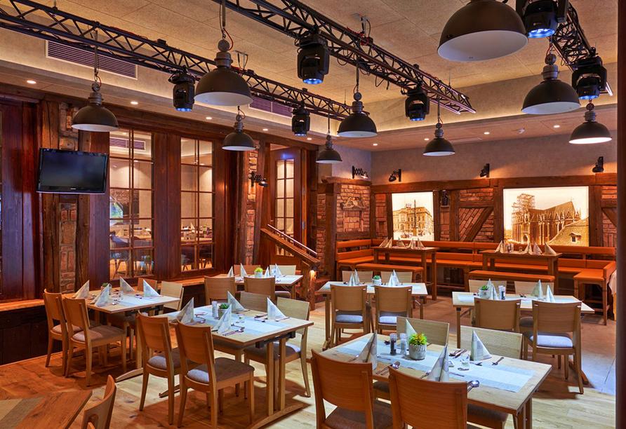 Hotel Brauhaus Zum Löwen, Neues Restaurant
