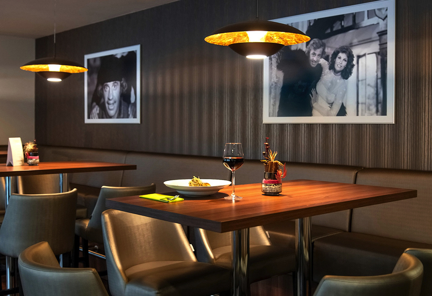 Hotel Cosmopolitan Bobycentrum, Restaurant