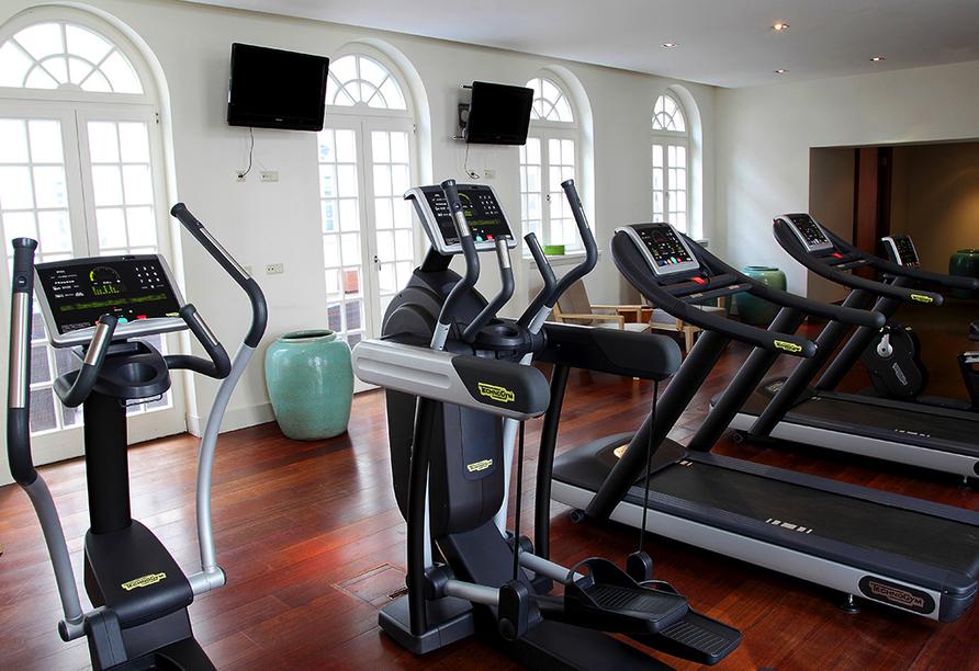 Parkhotel Quellenhof Aachen, Fitness