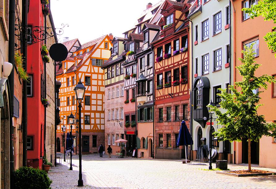 Landhotel Alter Peter in Kipfenberg im Altmühltal, Nürnberger Altstadt