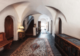 Naturhotel Wieserhof in Ritten in Südtirol, Eingangsbereich