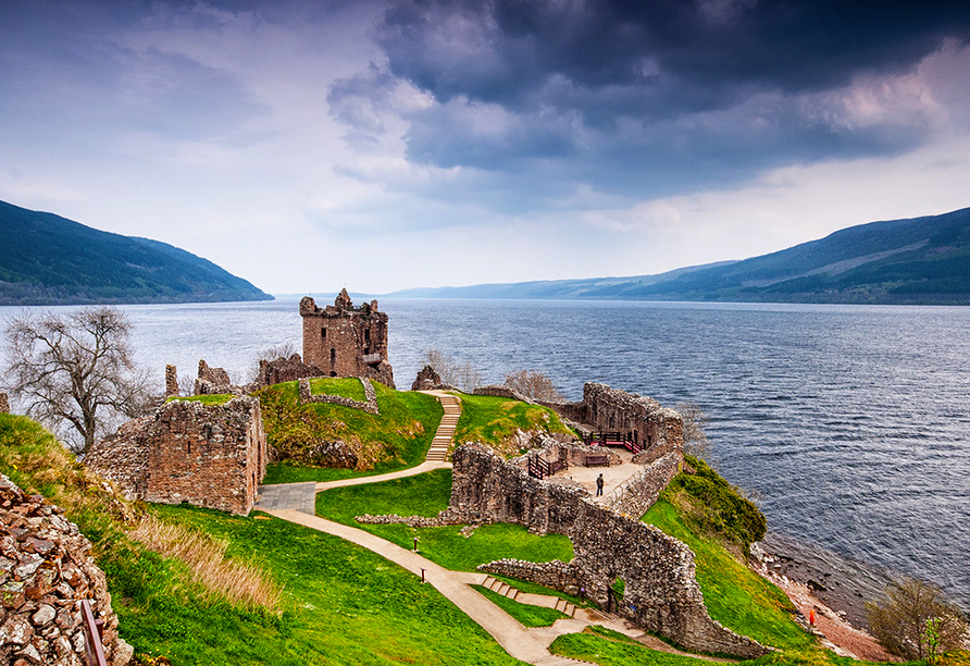 Costa Favolosa, Loch Ness