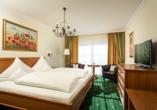 Hotel Höttl in Deggendorf im Donautal, Beispiel Doppelzimmer Superior