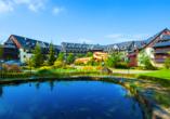 Hotel Sandra Spa Karpacz Riesengebirge Polen, Aussenansicht