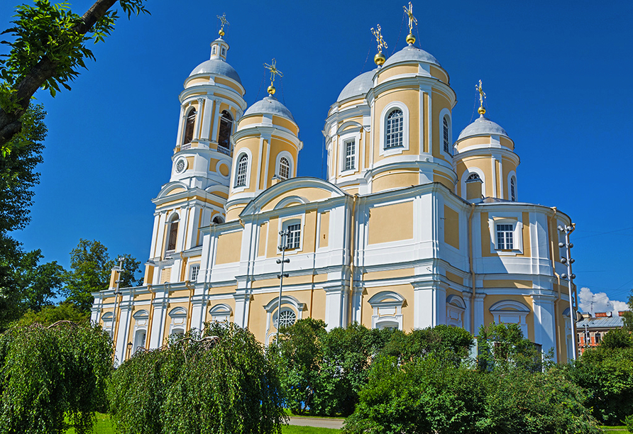 St. Petersburg, Venedig des Nordens, St. Vladimir Kirche