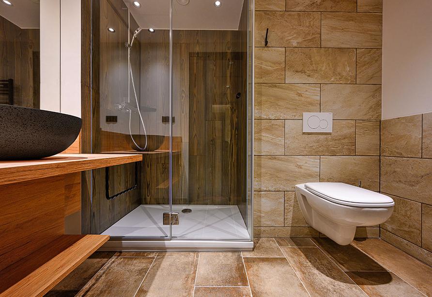 Ostsee Resort Damp, Badezimmer Planungsbild
