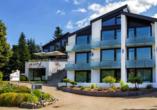 Hotel Njord, Außenansicht
