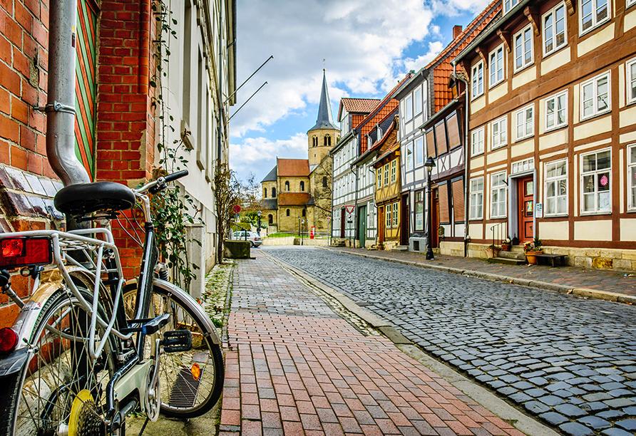 Hotel Njord, Altstadt Goslar
