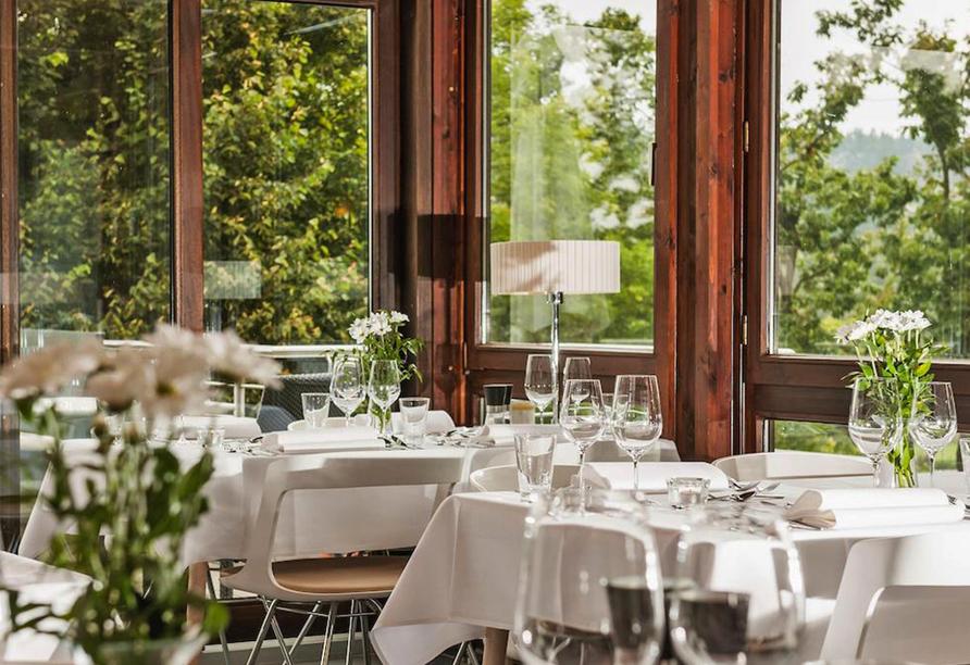 Hotel Njord, Restaurant