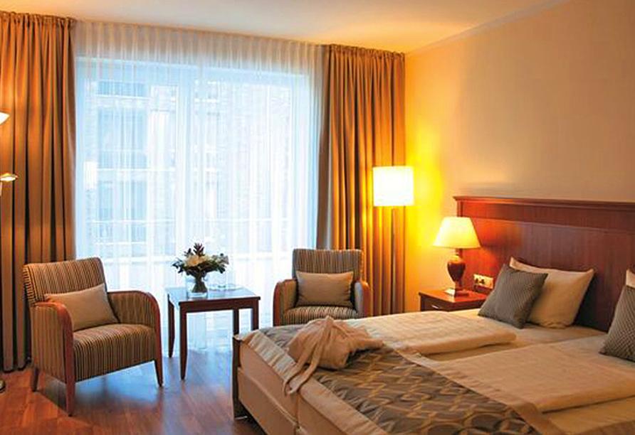 Hotel Hanseatischer Hof, Beispiel Doppelzimmer Superior