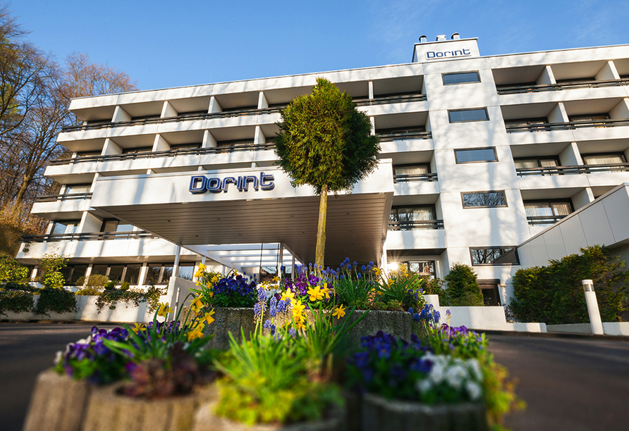 Dorint Hotel & Sportresort Arnsberg/Sauerland, Außenansicht