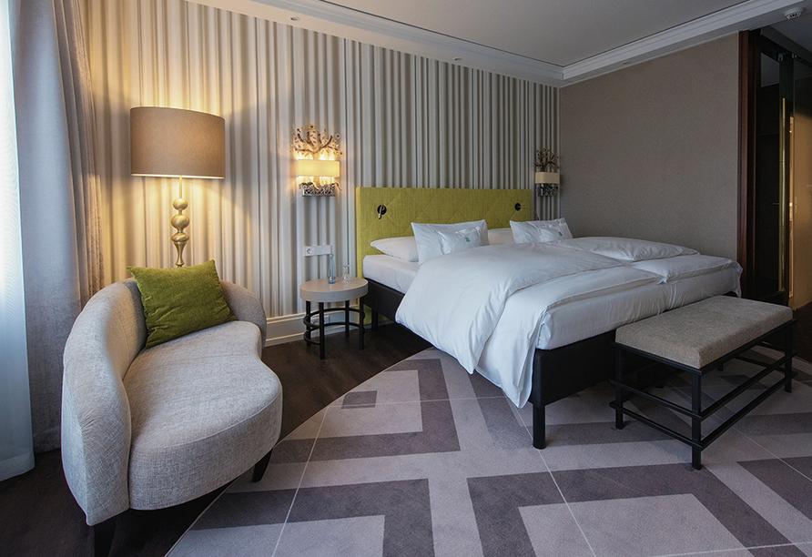 insel-hotel Heilbronn, Doppelzimmer Superior