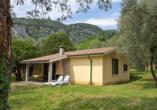 Residence Parco del Garda in Garda Italien, Bungalow Beispiel