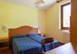 Residence Parco del Garda in Garda Italien, Schlafzimmer