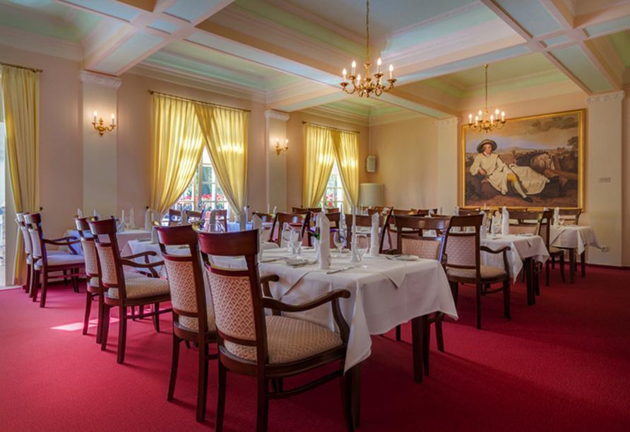 Seehotel Großräschen, Restaurant