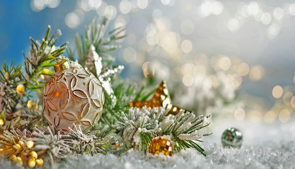 FAIR RESORT in Jena in Thüringen, Weihnachten
