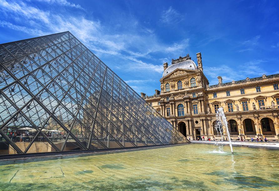 Hotel Adonis Paris Sud, Louvre