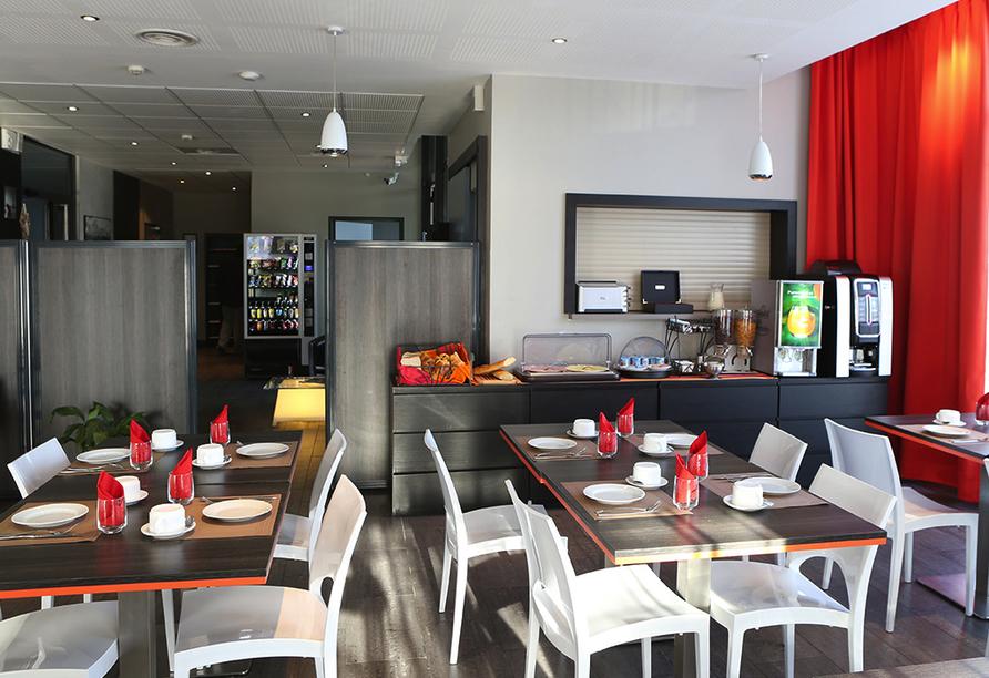 Hotel Adonis Paris Sud, Frühstücksraum