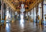 Hotel Adonis Paris Sud, Spiegelsaal im Schloss Versailles