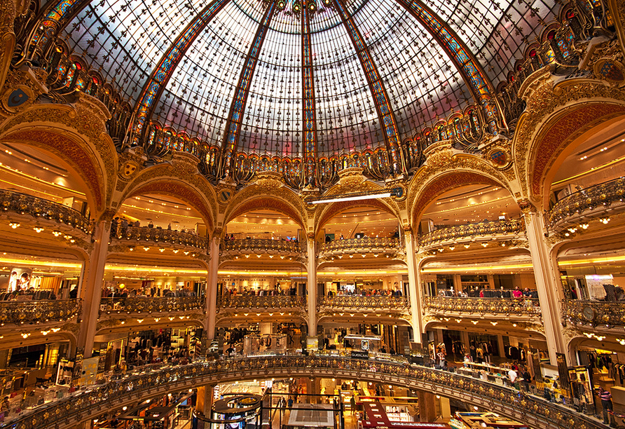 Hotel Adonis Paris Sud, Galeries Lafayette