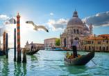 Norditalien und Schweiz, Venedig