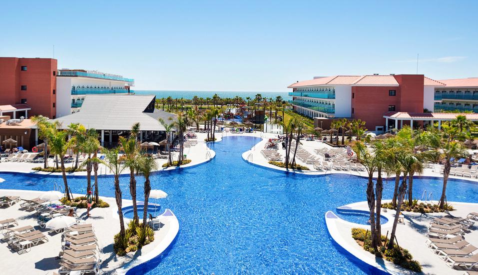 Hotel Best Costa Ballena in Chipiona, Außenpool