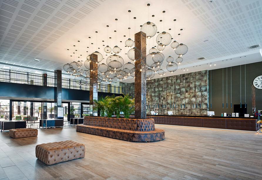 Hotel Best Costa Ballena in Chipiona, Rezeption