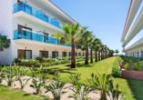 Hotel Best Costa Ballena in Chipiona, Garten