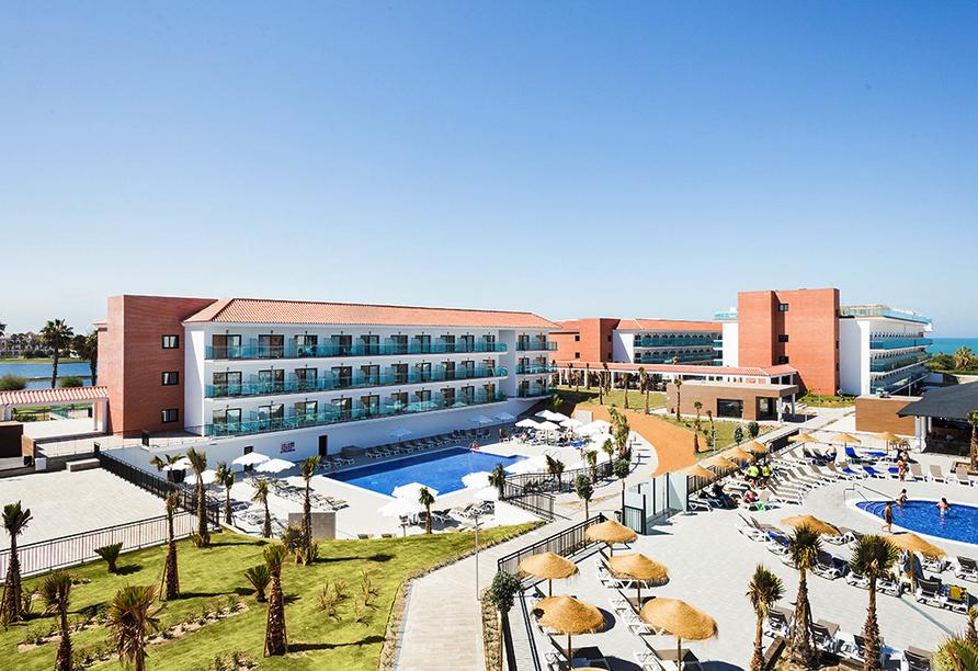 Hotel Best Costa Ballena in Chipiona, Außenansicht