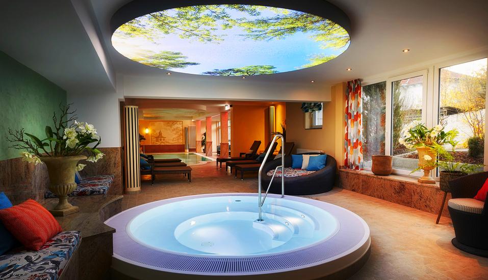 Göbel's Hotel Quellenhof, Wellnessbereich