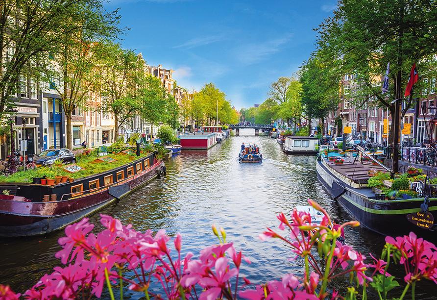 Costa Favolosa, Amsterdam