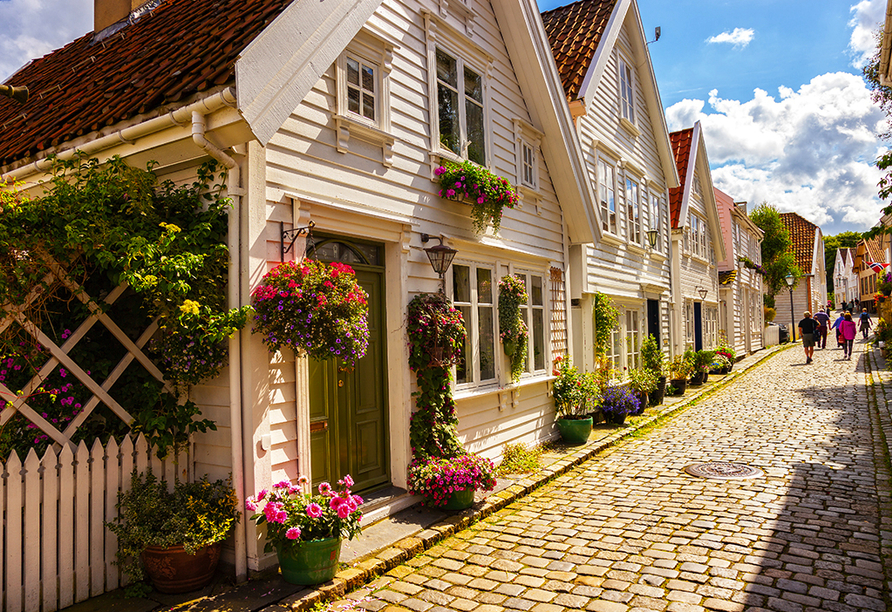 Costa Favolosa, Stavanger