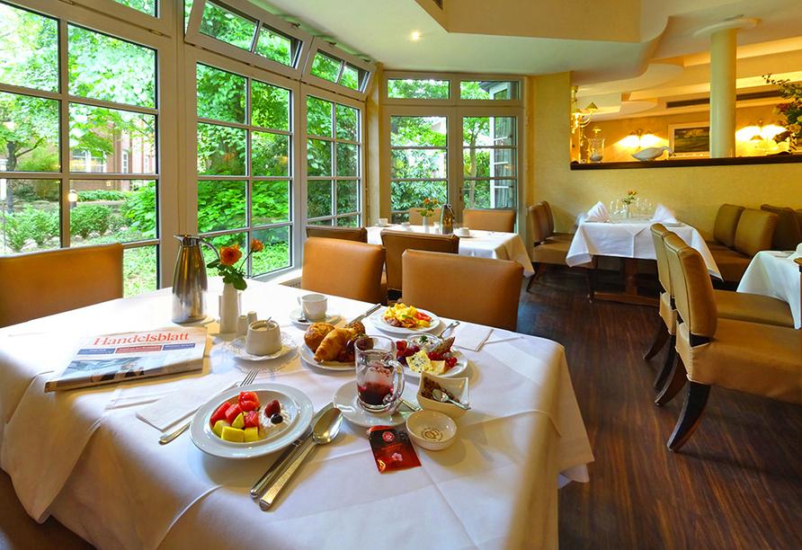 Best Western Hotel Schmöker Hof in Norderstedt, Frühstück
