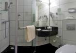 Best Western Hotel Schmöker Hof in Norderstedt, Beispiel Badezimmer