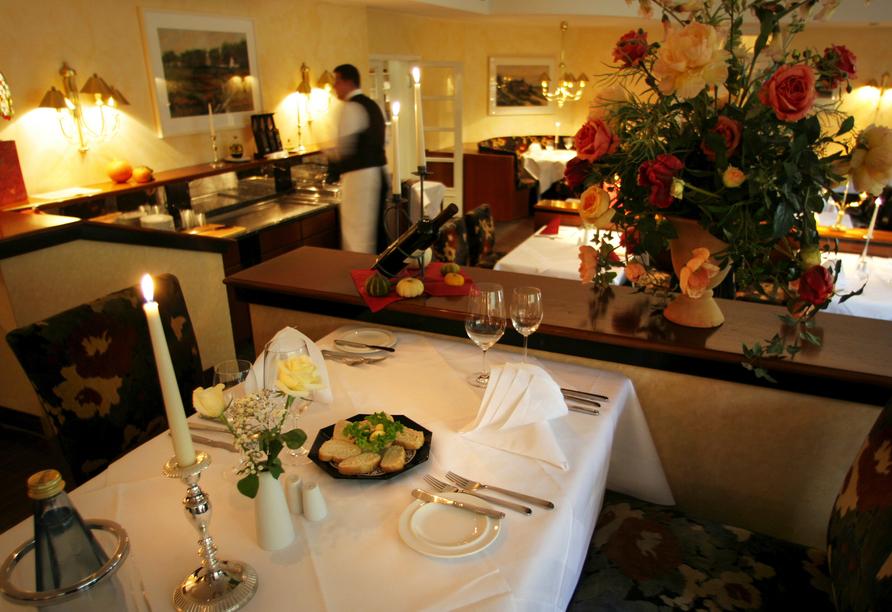 Best Western Hotel Schmöker Hof in Norderstedt, Restaurant