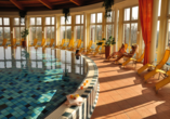Hotel Thermalis in Bad Hersfeld, Kurbad Therme