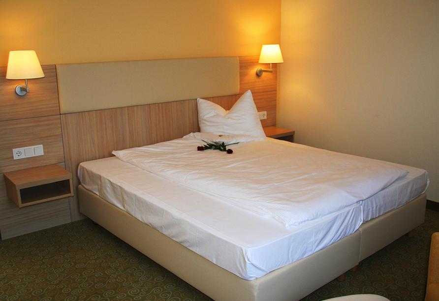 Hotel Thermalis in Bad Hersfeld, Zimmerbeispiel Standard