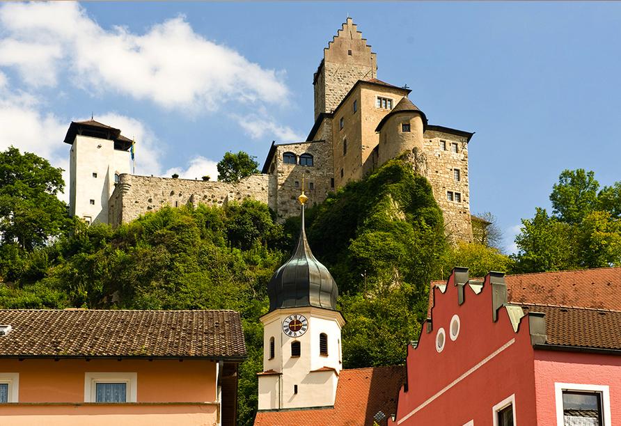 Altmühltal Panoramaweg, Burg Kipfenberg