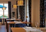 Seehotel Villa Linde in Bodman, Bodensee, Restaurant