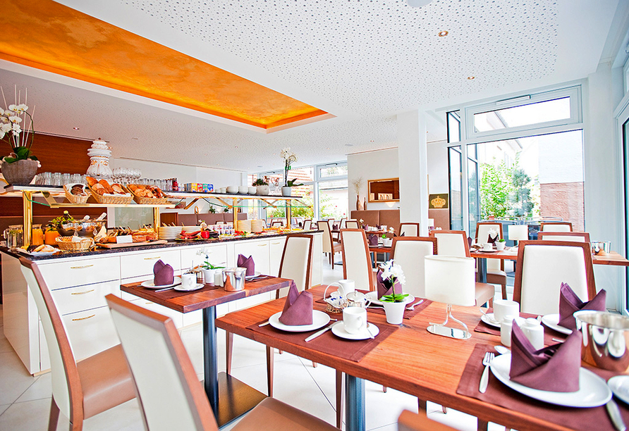 Hotel Krone in Gerlingen, Restaurant