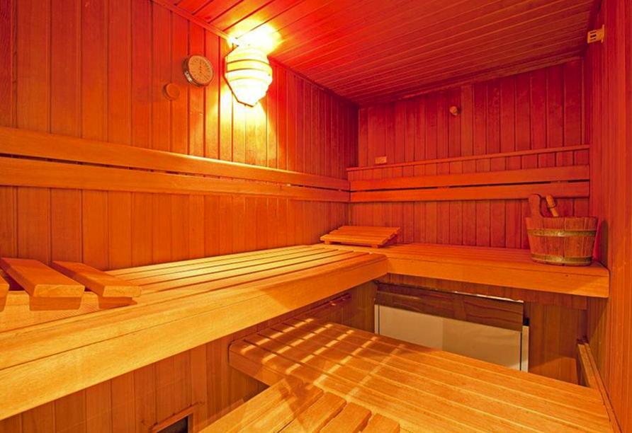Hotel Krone in Gerlingen, Sauna