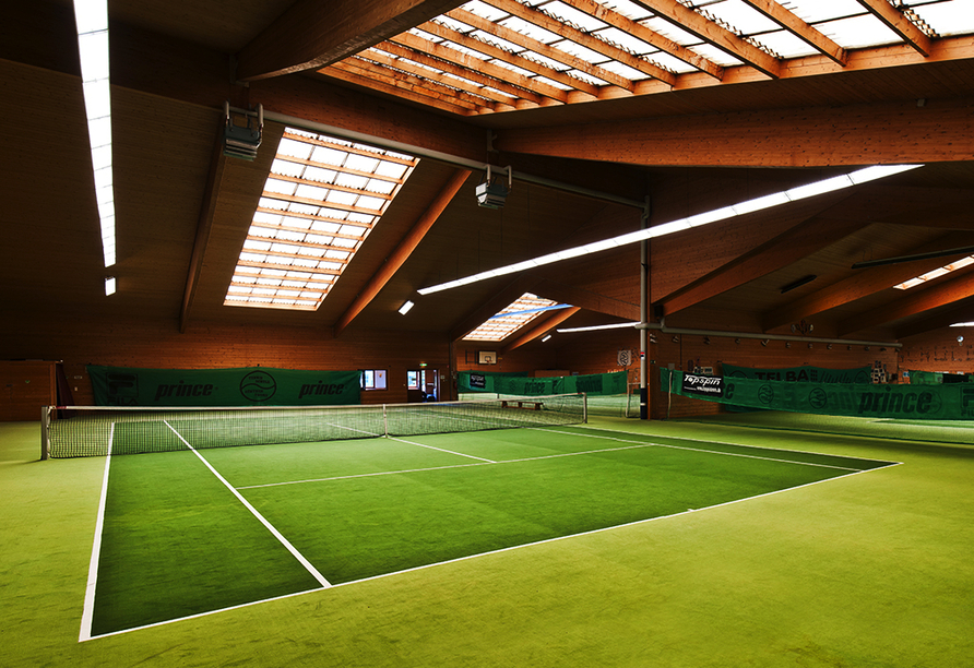 Sporthotel & Resort Grafenwald, Tennis