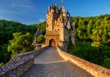 Moselstern Hotel Brixiade & Triton in Cochem, Burg Eltz