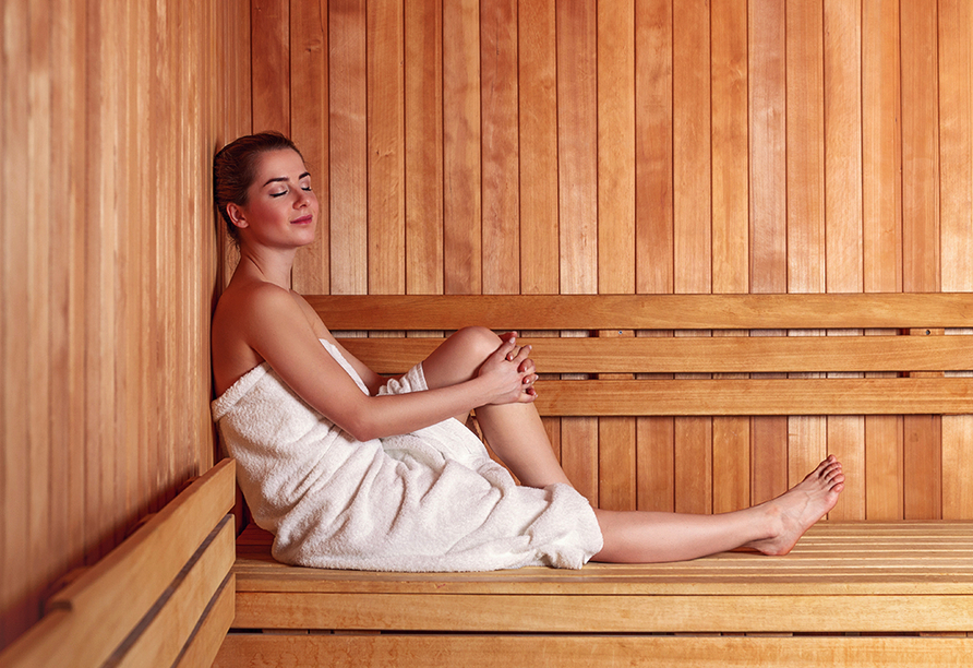 Moselstern Hotel Brixiade & Triton in Cochem, Sauna