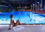 Hotel am Vitalpark, Hallenbad