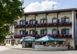 Hotel Gradlwirt in Niederndorf, Tirol, Österreich, Außenansicht