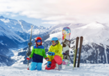 Hotel Gradlwirt in Niederndorf, Tirol, Österreich, Skifahren