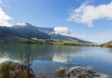 Hotel Gradlwirt in Niederndorf, Tirol, Österreich, Walchsee