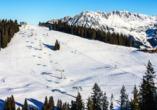 Hotel Gradlwirt in Niederndorf, Tirol, Österreich, Skigebiet Wilder Kaiser